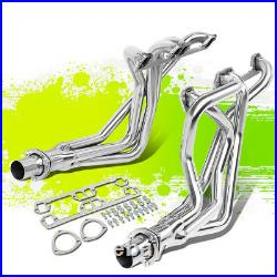 4-1 Long Tube Exhaust Header Manifold Kit For 72-91 Dodge D/w-series 5.2l 5.9l