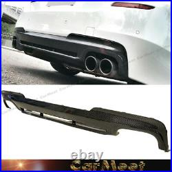 Carbon Fiber HM Back Diffuser For 11-16 F10 F11 5-Series M-Sport Bumper Package