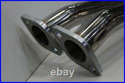 Decat Full Exhaust System For Bmw 3 Series E46 320 325 330 M54 6 Cylinder 98