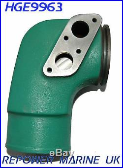 Exhaust Elbow for Volvo Penta 31 Series Diesel Replaces 859963, MD31, AD31