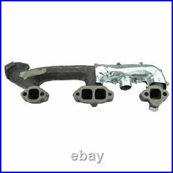Exhaust Manifolds Left & Right Pair Set 5.7L 5.0L for 88-95 Chevy GMC Pickup Van