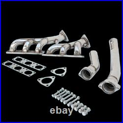 Exhaust Sport Manifold Headers Pipes For Bmw 3 Series E36 320 323 325 328 90-99