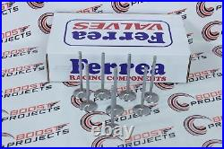 Ferrea Racing 6000 Series Exhaust Valves Head Dia 1.71 For 60-12 Ford Boss