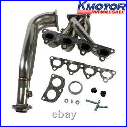 Fit FOR HONDA CIVIC D SERIES D14 D15 D16 STAINLESS SPORT EXHAUST MANIFOLD