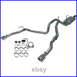 Flowmaster Single 2.5 AT Series Cat-back Exhaust for Dodge Ram 1500 5.7L 09-15