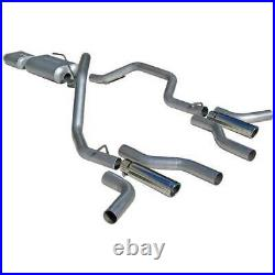 Flowmaster Single 2.5 AT Series Cat-back Exhaust for Toyota Tundra 4.7L 00-06