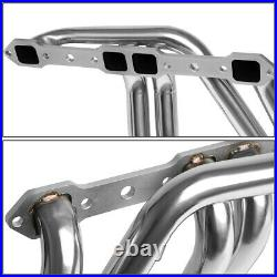 For 1977-1978 Dodge B/d-series 6.6l 7.2l V8 Long Tube Exhaust Manifold Header