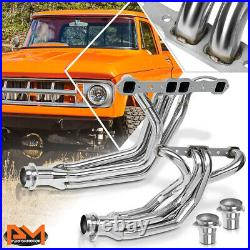 For 68-78 Dodge Ramcharger/W-series 361-440 V8 S. Steel Long Tube Exhaust Header