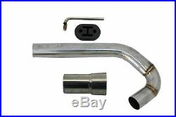 For BMW F30 F31 11-18 3 Series Twin Double Exhaust Muffler Tips M3 M Sport Desi