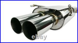 ISR Performance Series II MBSE Exhaust Rear Section Only for BMW E36 3 Series