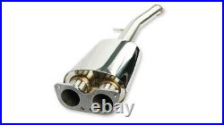 ISR Performance Series II MBSE Resonated Cat Back Exhaust System for BMW E36 New