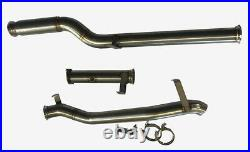 LEGENDEX ROGUE 3.5 STAINLESS DPF BACK EXHAUST For LANDCRUISER 79 SERIES 4.5