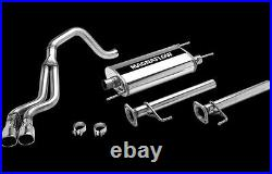 MAGNAFLOW MF SERIES STAINLESS CATBACK EXHAUST for 2003-2007 TOYOTA 4RUNNER 15781