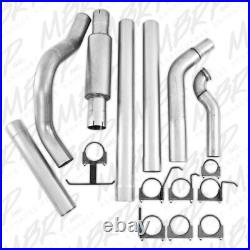 MBRP 1994-1997 Ford for F-250/350 7.3L P Series Exhaust System
