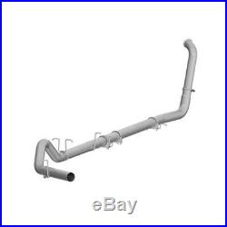 MBRP 4 Straight Pipe Exhaust for 2003-2007 Ford F-250 F-350 6.0L Powerstroke