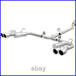 MagnaFlow 18-19 for Toyota Camry XSE 2.5L Street Series Cat-Back Exhaust with4in