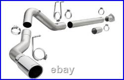 MagnaFlow Aluminized PRO DPF Series Filter-Back Exhaust For F250 / 350 SUPERDUTY