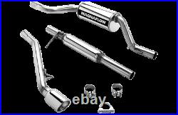 Magnaflow Exhaust System Kit-Street Series Cat-Back System for 04-06 Mazda 3