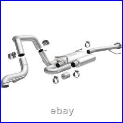 Magnaflow Overland Series Cat-Back Performance Exhaust Sys for 03-21 4Runner 4.0