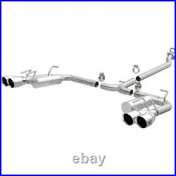 Magnaflow Street Series Cat-Back Performance Exhaust For 18-20 Toyota Camry XSE