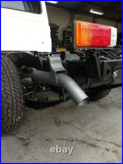 REDBACK EXTREME 3 EXHAUST For TOYOTA LANDCRUISER 70 79 SERIES UTE 2016-ON