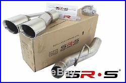 SRS Axle Back Exhaust FOR Chevy Suburban Avalanche Tahoe GMC Yukon 900 Seri