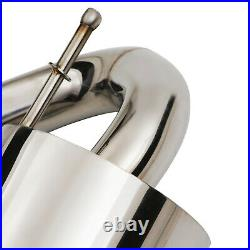 STAINLESS CATBACK RACE EXHAUST SYSTEM FOR BMW 1 SERIES F20 F21 116i M SPORT