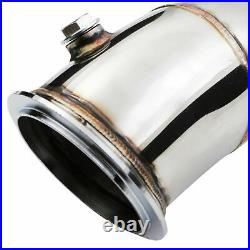 STAINLESS EXHAUST DE CAT BYPASS DECAT PIPE FOR BMW 1 SERIES F20 F21 125i 10-17