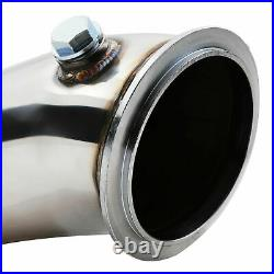 STAINLESS EXHAUST DE CAT BYPASS DOWNPIPE FOR BMW 1 SERIES F20 F21 125i N20 LCI