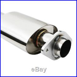 STAINLESS EXHAUST DE CAT DECAT CENTRE SECTION PIPE FOR BMW 3 SERIES E90 E92 325i