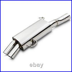 STAINLESS RACE SPORT CATBACK EXHAUST SYSTEM FOR BMW 5 SERIES F10 530d 11+