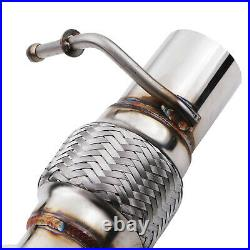 STAINLESS STEEL EXHAUST DECAT DOWNPIPE FOR BMW 1 SERIES F20 F21 114i 116i N13