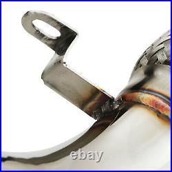 Stainless Dpf Delete Exhaust Downpipe For Bmw 5 Series E60 E61 525d 530d M57n2