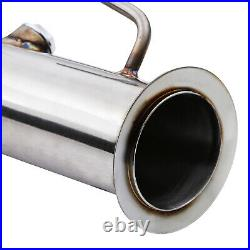 Stainless Dpf Removal Exhaust Downpipe For Bmw 3 Series 320d 20d E90 E91 E92 E93