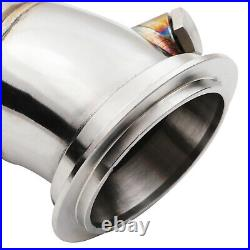Stainless Exhaust De Cat Decat Downpipe Pair For Bmw 3 4 Series F80 M3 F82 M4