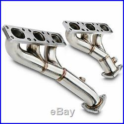 Stainless Exhaust Manifold Manifolds Kit For Bmw 3 Series E36 Rhd 323 325 328