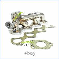 Stainless Race Exhaust Manifold FOR BMW 3-Series N47 E90 E91 E92 E93 320d 2.0l
