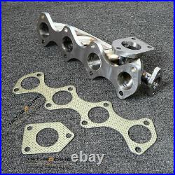 Stainless Race Exhaust Manifold For BMW 3 Series E90 E91 320d 2.0 Turbo Diesel