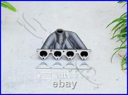 T3/T4 Top Mount Turbo Exhaust Manifold For Civic 88-00 Integra 94-01 B16 B18
