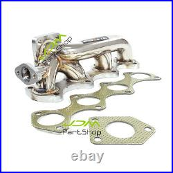 TURBO STAINLESS EXHAUST MANIFOLD FOR BMW 3 SERIES E90 E91 E92 320d 2.0 DIESEL