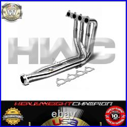 Tri-Y Exhaust Header Stainless for 1994-2001 Acura Integra GSR/Type-R B18C1