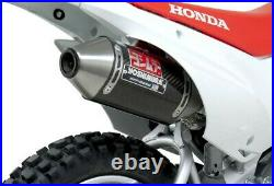 Yoshimura RS-2 Pro-Series Full System Exhaust Pipe for 13-18 CRF110 221100B250
